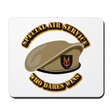 Special Air Service - UKSF Mousepad