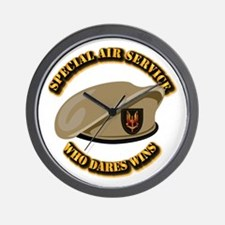 Special Air Service - UKSF Wall Clock