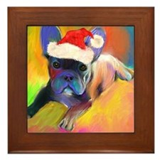 French Bulldog 2  Framed Tile