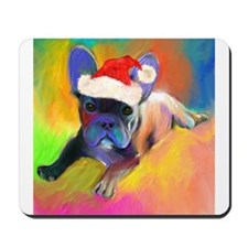 French Bulldog 2  Mousepad