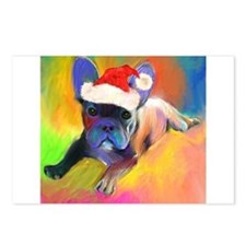 French Bulldog 2  Postcards (Package of 8)