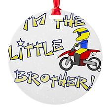 moto_littlebrother Ornament