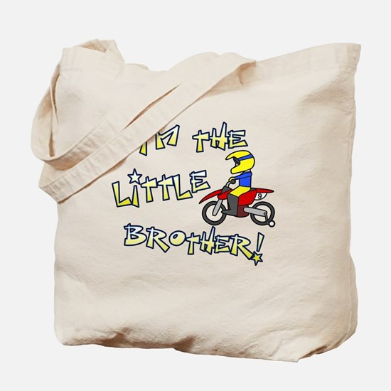 moto_littlebrother Tote Bag