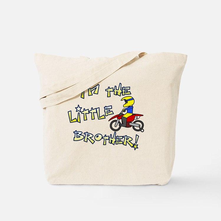 moto_littlebrother Tote Bag