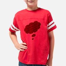 maternity humor, buy me a car Youth Football Shirt