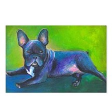 French Bulldog #3 Postcards (Package of 8)