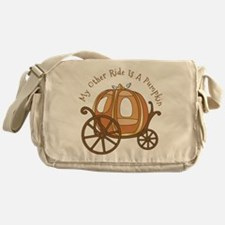 My Other Ride Messenger Bag