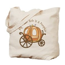 My Other Ride Tote Bag