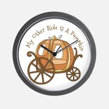 My Other Ride Wall Clock