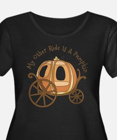 My Other Ride Plus Size T-Shirt