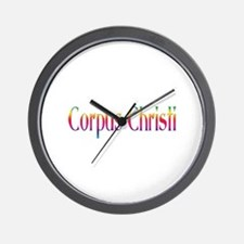Corpus Christi Wall Clock