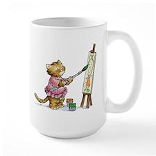 Kitty Portrait Mug