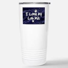 labmix_funklove_oval Stainless Steel Travel Mug