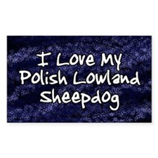 polish_funklove_oval Decal