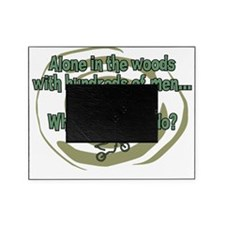 aloneinwoods Picture Frame
