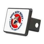 Dive Key West (rd) Hitch Cover