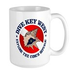 Dive Key West (rd) Mug