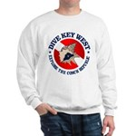 Dive Key West (rd) Sweatshirt