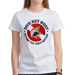 Dive Key West (rd) T-Shirt