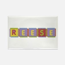 Reese Foam Squares Rectangle Magnet