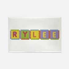 Rylee Foam Squares Rectangle Magnet