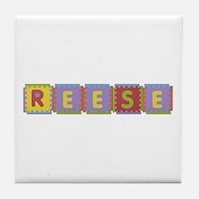 Reese Foam Squares Tile Coaster