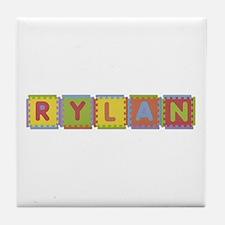 Rylan Foam Squares Tile Coaster