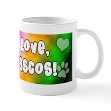 hippie_bergamasco Small Mug