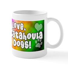 hippie_catahoula Small Mug