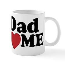 Dad Loves Me Mug