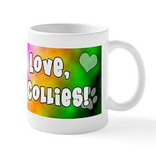 hippie_smoothcollie Small Mug