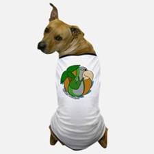 cartoon_quaker_blk Dog T-Shirt