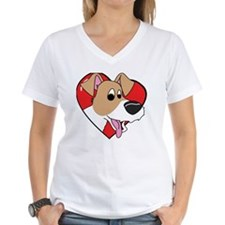 heartwirefox_blk Shirt