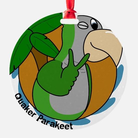 cartoon_quaker Ornament