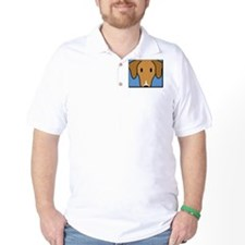 anime_azawakh_blk T-Shirt