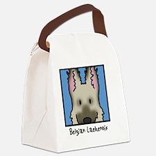anime_belgianlaek Canvas Lunch Bag