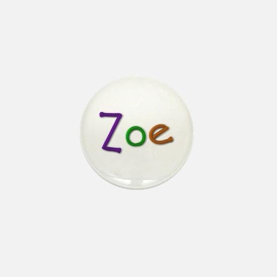 Zoe Play Clay Mini Button