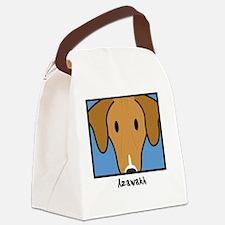 anime_azawakh Canvas Lunch Bag