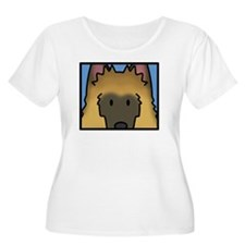 anime_belgian T-Shirt