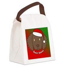 anime_boykin_ornament Canvas Lunch Bag