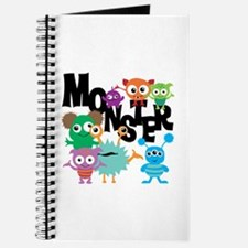 Monsters Journal