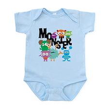 Monsters Infant Bodysuit