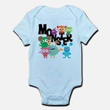 Monsters Infant Bodysuit
