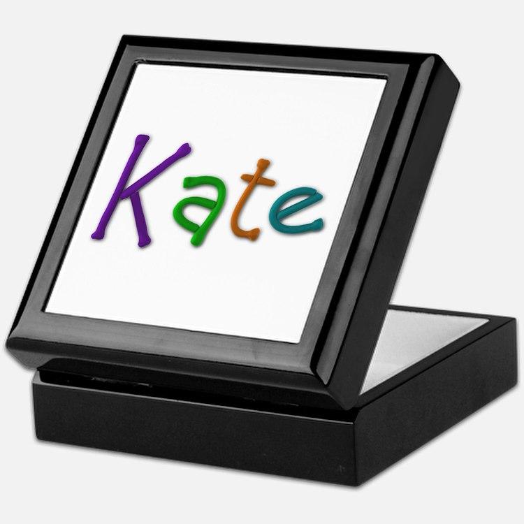 Kate Play Clay Keepsake Box