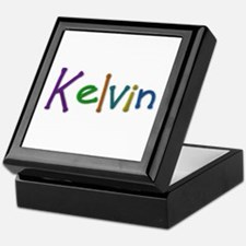 Kelvin Play Clay Keepsake Box