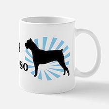 s_ilovemy_canecorso Mug