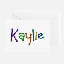 Kaylie Play Clay Greeting Card