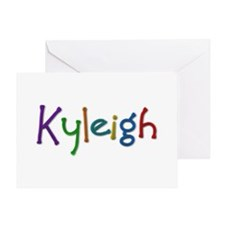 Kyleigh Play Clay Greeting Card