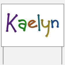 Kaelyn Play Clay Yard Sign