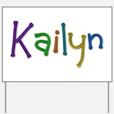 Kailyn Play Clay Yard Sign